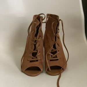 Spring booties